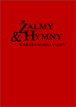 Žalmy & Hymny kresťanskej viery
