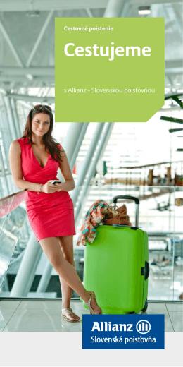 Cestovné poistenie - Marián Bako, Allianz
