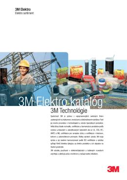 3M Elektro katalóg