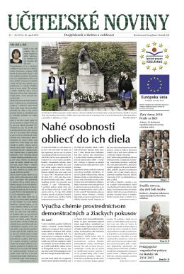 Ucitelske noviny_45-46_2014.indd - Domov