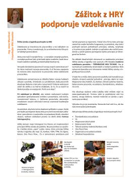 Zážitok z hry podporuje vzdelávanie.pdf