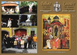 Október - Mesačník Odkaz sv. Cyrila a Metoda