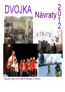 Číslo: 3 - Základná škola s materskou školou Pionierska 2, Brezno