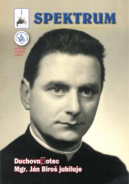 SPEKTRUM - Rímskokatolícka farnosť Víťaz