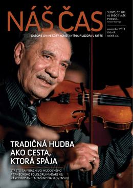 Časopis Univerzity Konštantína Filozofa v Nitre