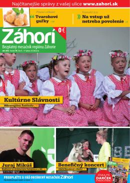 August 2012 - prozahori.sk