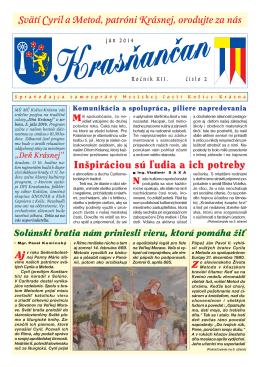 Krasňančan 0214 - Mestská časť Košice Krásna