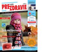 Pre Vaše Zdravie 01/2014