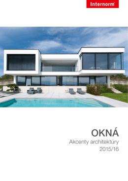Akcenty architektúry 2015/16