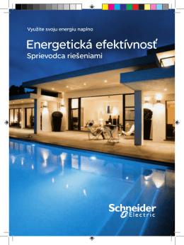 Sprievodca energeticky efektívnymi riešeniami
