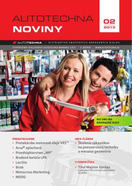 autotechna noviny 02/2013