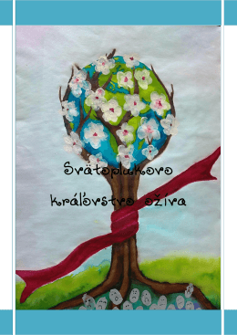 Brožúra prác - ZŠ s MŠ kráľa Svätopluka Šintava