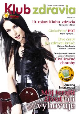 Jar 2011 PDF - Klub zdravia Walmark