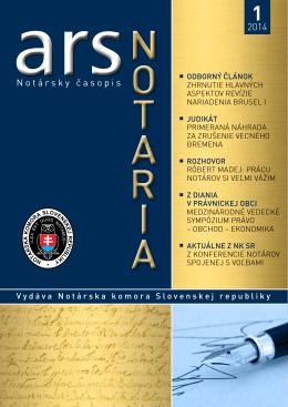 acrobat - Notárska komora Slovenskej republiky