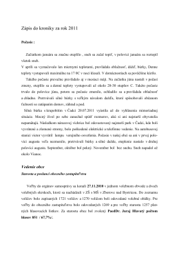 Zápis do kroniky r. 2011266.62 KB