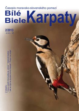 2/2013 - Bílé Karpaty