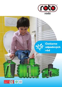 Katalóg - Čistiarne odpadových vôd