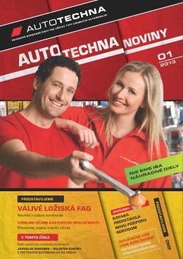 autotechna noviny 01/2013