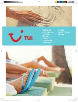 TUI Katalóg 2013