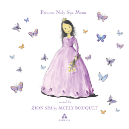 Princess Nely Spa Menu