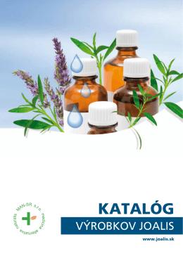 KATALóG - Joalis