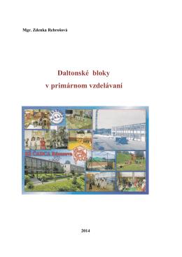Daltonské bloky - primárne vzdelávanie