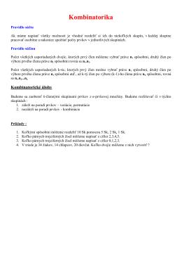 Kombinatorika-teoria, riesene priklady, cvicenia.pdf (525