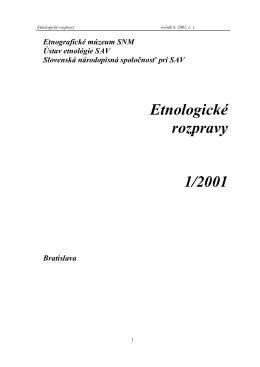 ER 2001/1 - Zuzana Beňušková
