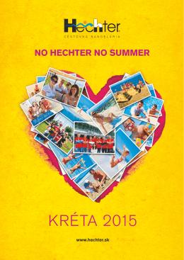 KRÉTA 2015 - Hechter.sk