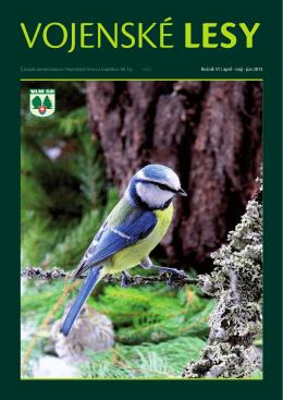 máj - jún 2013 - Vojenské lesy a majetky SR, š.p.