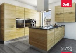 Katalóg Dolti - Kuchyne Oresi