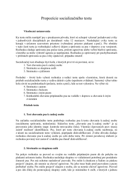 Propozície socializačného testu (.pdf)