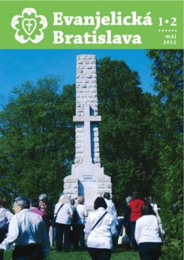 máj 2012 - ECAV Bratislava