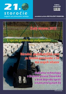 3/2013 - 21storocie.sk