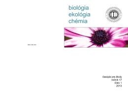 ročník 17, 2013, č. 1, ISSN 1338-1024