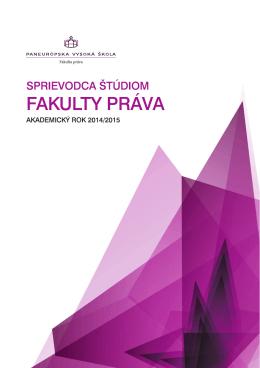 Untitled - Panevropská vysoká škola