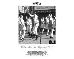 KALEND 2010 KKS TLAC