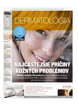 Dermatologia_Novy Cas_8pages B2C.indd
