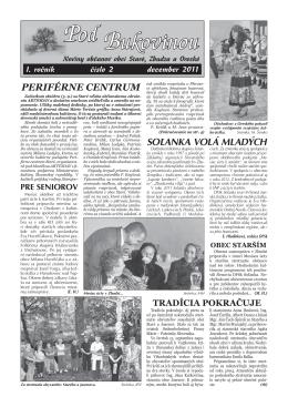 2/2011 - Obec Oreské