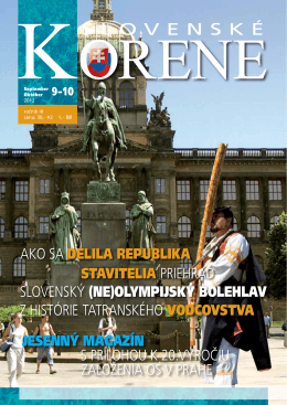 slovenské korene 2012 11-12