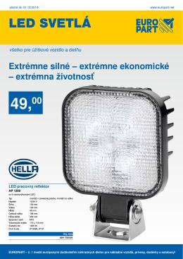 LED svEtLá