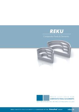 REKU | Composite-Pools & Elements