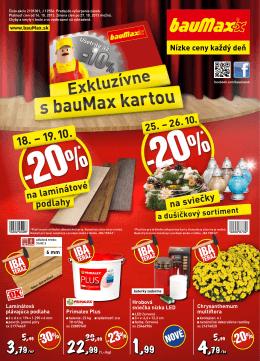 1,99 - bauMax