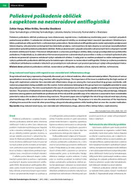 Otevřít - Klinická farmakologie a farmacie