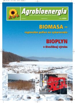 ABE 4/2011 - Agrobioenergia