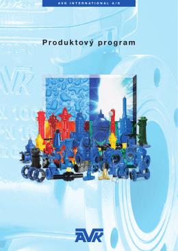 Produktový program