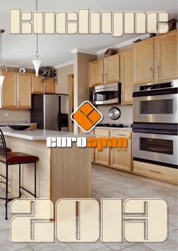 Kuchyne 2013 - EUROSPAN, sro