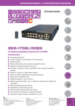 EKO-1708L100EH