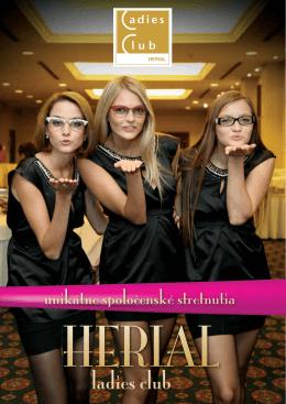 Prezentácia Herial Ladies Club PDF