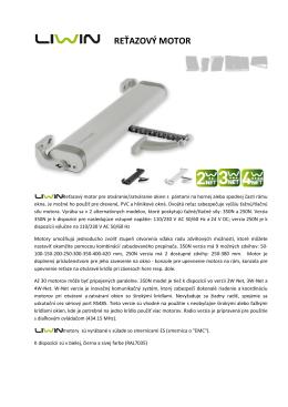 Liwin - PP produkt